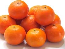 橙色果子,健康有机桔子 图库摄影