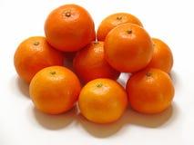橙色果子,健康有机桔子 库存照片