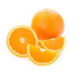 橙色果子 免版税图库摄影