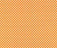 橙色橡胶滤网 库存图片