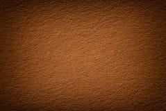 橙色沙漠沙子背景纹理  免版税库存图片