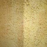 橙色灰泥墙壁 免版税库存图片