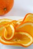 橙色片式 库存照片