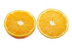 橙色片式 免版税图库摄影