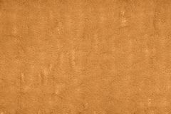 橙色砂岩墙壁在一个老西班牙房子里 向量例证
