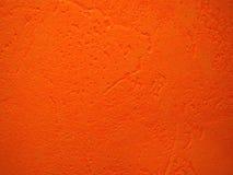 橙色纹理墙纸 免版税图库摄影
