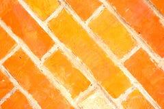 橙色纹理背景 库存图片