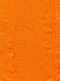 橙色纹理 免版税库存图片