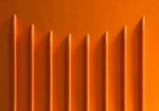 橙色背景 库存照片