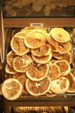 橙色茶 免版税库存图片