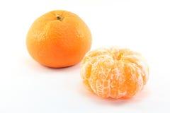 橙色萨摩烧 库存图片