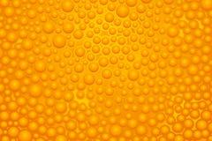 橙色软泥02 免版税库存图片