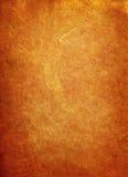 橙色金子纹理 免版税库存照片
