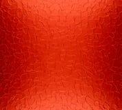 橙色金属片纹理背景 图库摄影