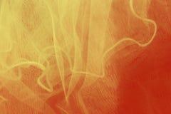 橙色颜色口气摘要  免版税库存照片