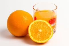 橙色Jiuce 免版税库存图片