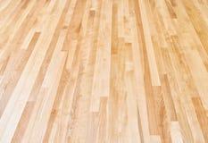 橡木层压制品的镶花地板 图库摄影