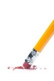 橡皮擦铅笔 库存图片