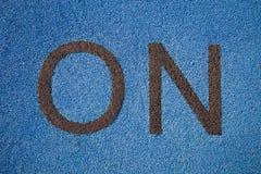 橡胶地板纹理 库存例证