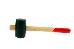 橡胶带头的短槌 免版税库存图片