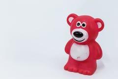 橡胶熊 免版税库存照片