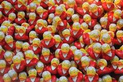橡胶鸭子/莫扎特 免版税图库摄影