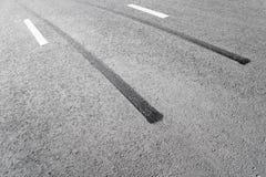 橡胶traces4 库存图片