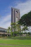 檀香山摩天大楼 免版税图库摄影