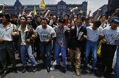 1994次墨西哥竞选 库存图片