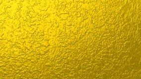 欢乐和庆祝设计的七高八低的金子纹理 皇族释放例证