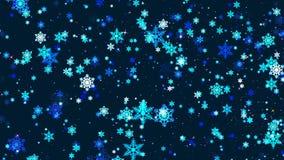 欢乐生气蓬勃的圣诞节背景 股票视频