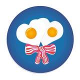 欢乐的早餐 免版税图库摄影