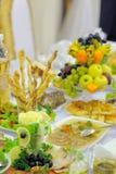 欢乐食物 免版税库存图片
