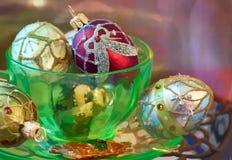 欢呼圣诞节 库存图片