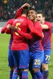 FC Steaua布加勒斯特FC Gaz Metan媒介 免版税图库摄影