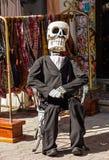 欢迎到商店,墨西哥 免版税库存照片
