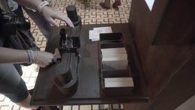 欣德勒的工厂博物馆在克拉科夫 库存图片
