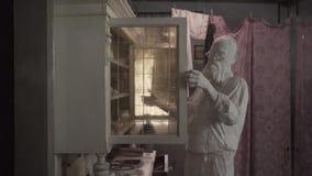 欣德勒的工厂博物馆在克拉科夫 库存照片