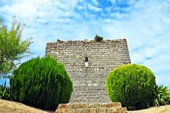 欧伦城堡 库存照片