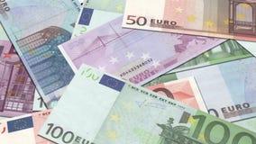 欧元注意反映 影视素材
