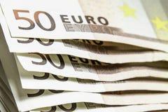 欧元5 免版税图库摄影