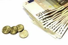 欧元6 库存照片