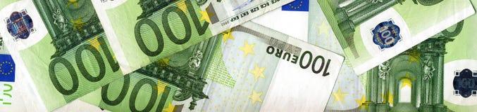 欧元 免版税库存图片