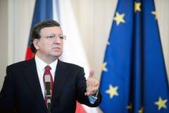 何塞Manuel Barroso 免版税库存图片
