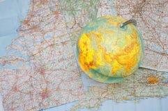 欧洲世界 免版税库存照片
