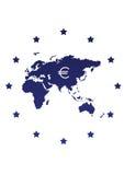 欧洲扩展联盟 库存照片