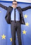 欧洲标志藏品人联盟 免版税库存图片