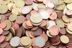 欧洲的货币 免版税图库摄影