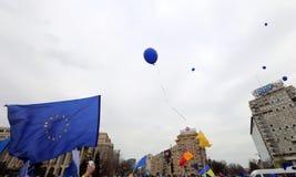 欧洲的3月2017年 库存图片
