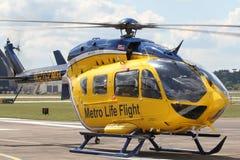 欧洲直升机公司MBB-BK 117 C-2 图库摄影